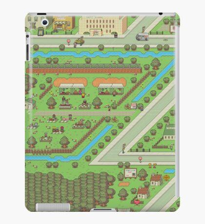 Twoson - Earthbound - Nintendo SNES RPG game iPad Case/Skin