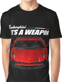 Lamborghini aventador Graphic T-Shirt