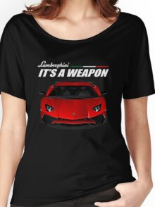 Lamborghini aventador Women's Relaxed Fit T-Shirt