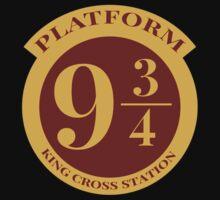 Platform 9 3/4 One Piece - Long Sleeve