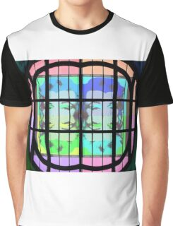 Psychedelic Marilyn Monroe Graphic T-Shirt