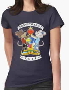 Purveyors of Cute Womens Fitted T-Shirt
