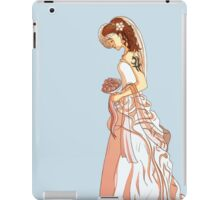 Weeping Bride iPad Case/Skin