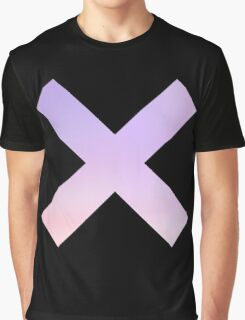The XX (pastel) Graphic T-Shirt