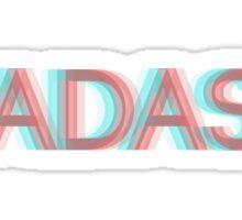 Badass - 3D Sticker