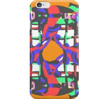 Tidal Mess iPhone Case/Skin