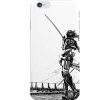 Ack - Shiro iPhone Case/Skin