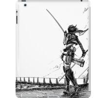 Ack - Shiro iPad Case/Skin