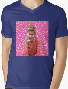 Saved By Zack Morris Mens V-Neck T-Shirt