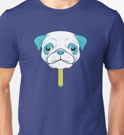 Pugsicle  Unisex T-Shirt