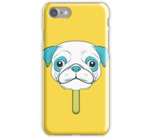 Pugsicle  iPhone Case/Skin