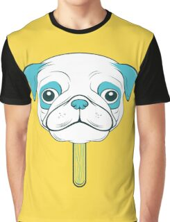 Pugsicle  Graphic T-Shirt