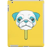 Pugsicle  iPad Case/Skin