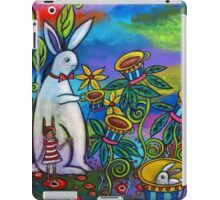 Unexpected Tea Time iPad Case/Skin