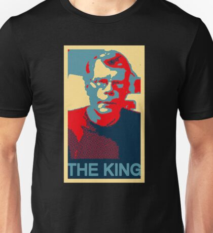 The King: Stephen King Unisex T-Shirt