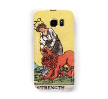 Strength - Daughter of the Flaming Sword Samsung Galaxy Case/Skin