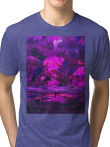Abstract 44 Tri-blend T-Shirt