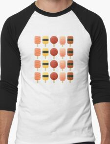 The Creamsicles of Nigiri Men's Baseball ¾ T-Shirt