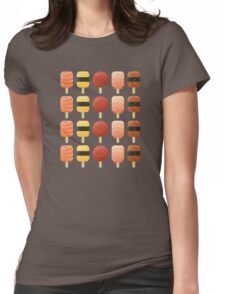 The Creamsicles of Nigiri Womens Fitted T-Shirt