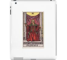 Justice - Daughter of the Lord of Truth iPad Case/Skin