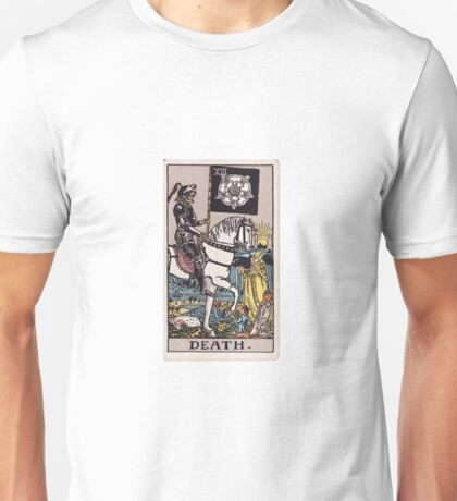 Death - Child of the Great Transformers Unisex T-Shirt