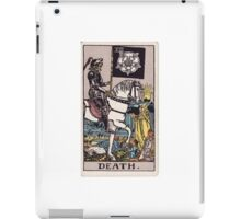 Death - Child of the Great Transformers iPad Case/Skin