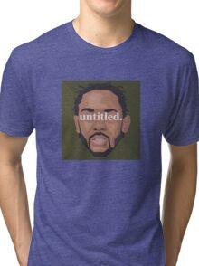 Kendrick Lamar Untitled Tri-blend T-Shirt