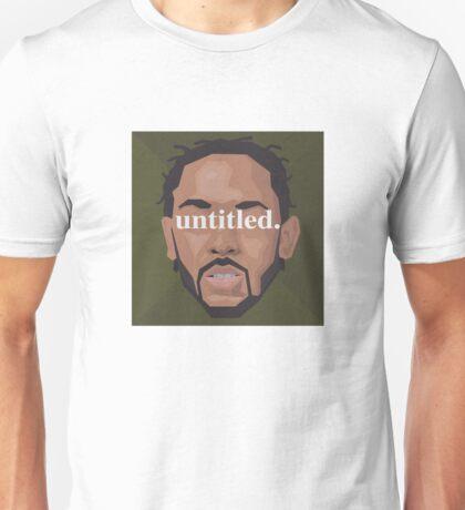 Kendrick Lamar Untitled Unisex T-Shirt