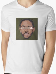 Kendrick Lamar Untitled Mens V-Neck T-Shirt