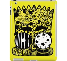 Bart Graffitis iPad Case/Skin