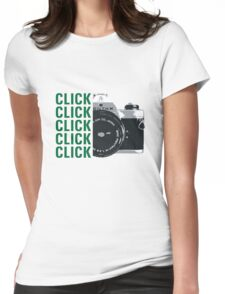 Kevin Carter Womens Fitted T-Shirt