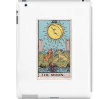 The Moon - Ruler of Flux and Reflux iPad Case/Skin