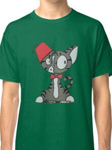 fez cat Classic T-Shirt
