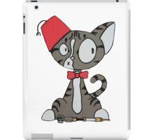 fez cat iPad Case/Skin