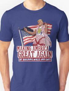Making America Great Again! Donald Trump (IDIOCRACY) Unisex T-Shirt