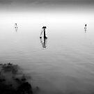 No line on the horizon. by VanOostrum