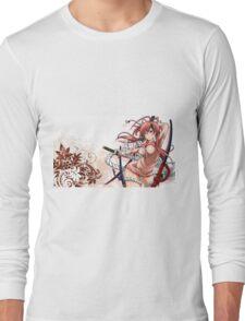 Hyakka Ryouran Long Sleeve T-Shirt