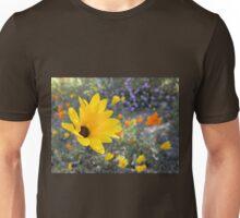 Desert Wildflowers Unisex T-Shirt