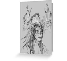 Lord of the Winds Greeting Card