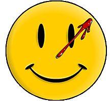 Smiley Watchmen Photographic Print