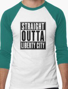 GTA - Liberty City Men's Baseball ¾ T-Shirt