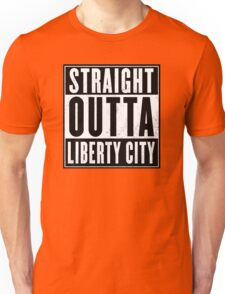 GTA - Liberty City Unisex T-Shirt