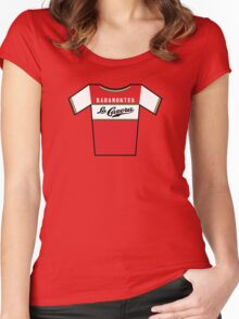 Retro Jerseys Collection - La Casera Women's Fitted Scoop T-Shirt