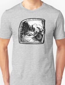 Rocky Mountain Roll - Tent View Unisex T-Shirt
