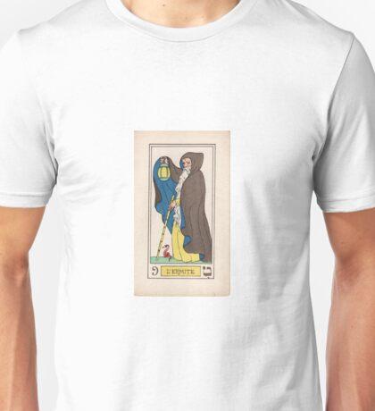 IX. L'Hermite (The Hermit) Unisex T-Shirt