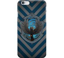 Hogwarts House Crest - Ravenclaw Raven iPhone Case/Skin
