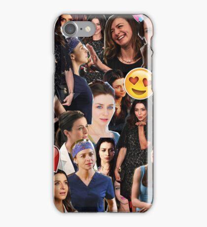 Caterina Scorsone iPhone Case/Skin