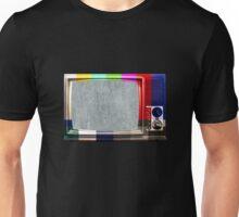 No signal TV Unisex T-Shirt