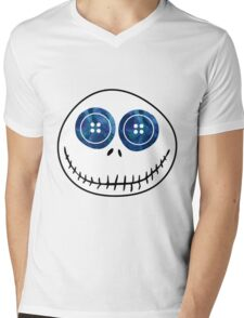 Nightmare Before Coraline Mens V-Neck T-Shirt