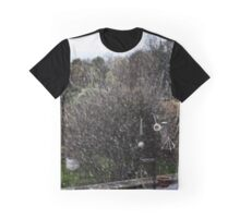 March snow Graphic T-Shirt
